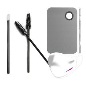 Newface brushes-Kit Bio Safe 2 - Biossegurança na Maquiagem