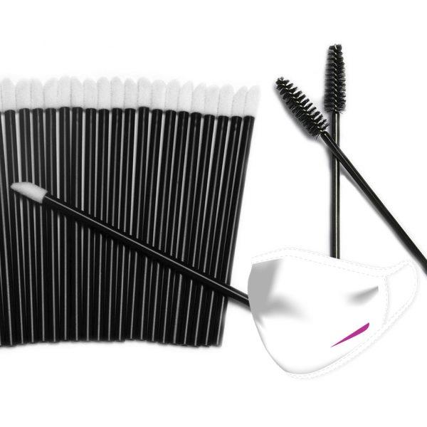 Kit de biossegurança na maquiagem Newface